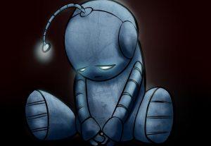Sad Bot
