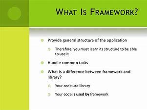 whta-is-framework what is framework